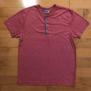 JCrew henley T-shirt